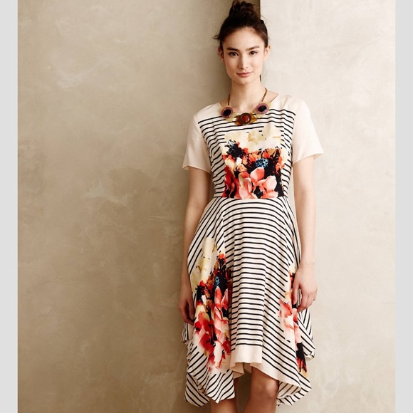 2a829e2283b6 Anthropologie Dresses & Skirts - Anthropologie - Corey Lynn Calter Verna  Midi Dress